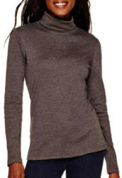 St. John's Bay Women's Turtleneck