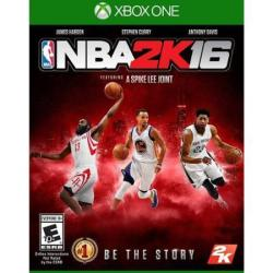 NBA 2K16 for PS3, PS4, Xbox 360, or Xbox One