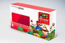 Nintendo 3DS XL Super Mario 3D Land Bundle