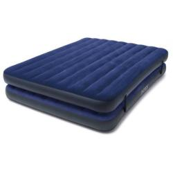 Intex 2-In-1 Guest Air Bed in Queen w/ Pump