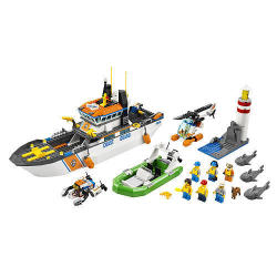 LEGO City: Coast Guard Patrol