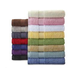 Cannon Bleach-Friendly Bath Towels