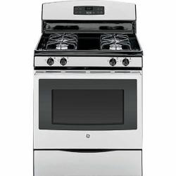 GE JGB630REFSS Self-Clean Gas Range