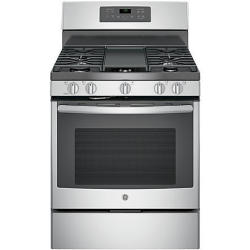 GE JBG700SEJSS Self-Clean Gas Convection Range