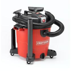 Craftsman 16-Gal. Wet/Dry Vac w/ 3 Filter Bags