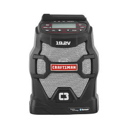 Craftsman C3 19.2V Radio