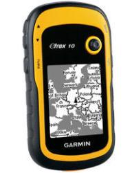"""Garmin eTrex 10 2.2"""" Handheld GPS"""