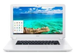"Acer Celeron 15.6"" Chromebook Bundle w/ 4GB RAM & 32GB SSD"