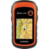 "Garmin eTrex 20X Topo 2.2"" Handheld GPS Bundle"