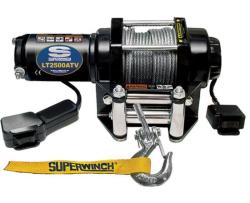 $70 - $100 off Superwinch LT2500 or LT4000 ATV/UTV Winches