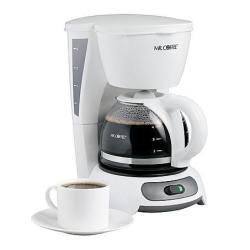 Mr. Coffee 4-Cup Coffeemaker