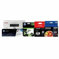 Ink & Toner w/ Compatible Printer Purchase
