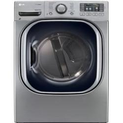 LG DLEX4270V 7.4-Cu. Ft. Electric Dryer in Graphite Steel w/ Steam Cycle