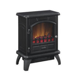 Duraflame Infrared Electric Stove in Black