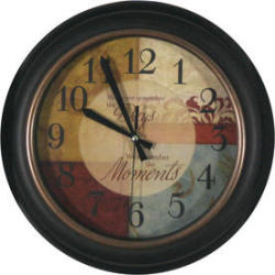 "Allen + Roth 12"" Remembrance Clock"