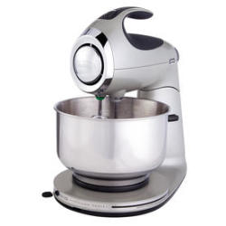Sunbeam 4.6-Qt. 12-Speed Stand Mixer in Silver