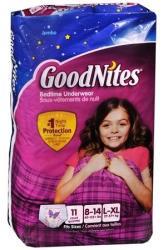 Huggies Goodnites 11- to 18-Pk. + 10,000 Points