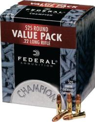 Champion .22LR Ammo 525-Pk.