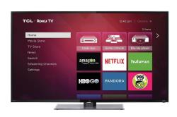 "TCL 55"" Roku Smart LED HDTV"