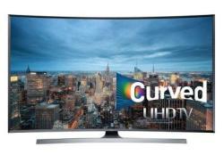 "Samsung UN55JU7500 55"" 4K UHD Curved LED TV"