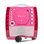 The Singing Machine SML343P CD+G Plug & Play Karaoke