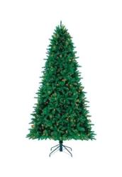 9-Ft. Grand Fir Pre-Lit Tree