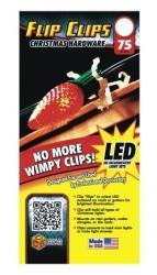Flip Clips 75-Ct.