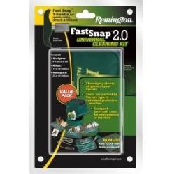 Remington Fast Snap 2.0 Universal Gun Cleaning Kit