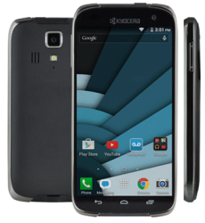 Kyocera Hydro Icon LTE Android Phone + 100% Free Talk, Text, & Data From FreedomPop