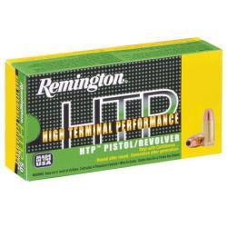 Remington HTP .380 ACP 50-Ct. Handgun Ammo