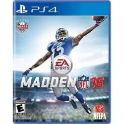 Madden NFL 16 for PS4 or Xbox One