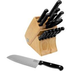 Chicago Cutlery 15-Pc. Block Set