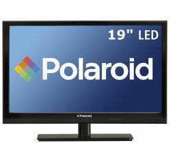 "Polaroid 19GSR3000 19"" 60Hz 720p LED HDTV"