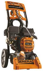 Generac 6596 2,800-PSI Gas-Powered Pressure Washer