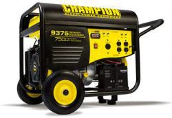 Champion 9,375W Peak Gas Generator