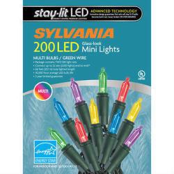 Sylvania String Lights, Select Items