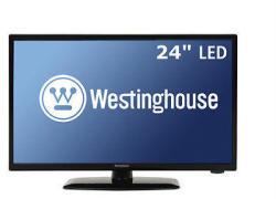 """Westinghouse 24"""" 1080p LED HDTV"""