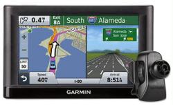 "Garmin Nuvi 56LM 5"" GPS w/ Bonus Air Vent Mount"