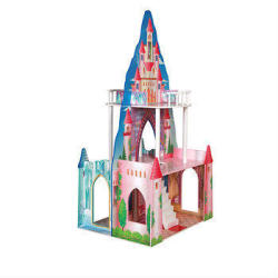 Princess & Ice Castle Doll House