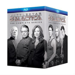 Battlestar Galatica (2004): The Complete Series On Blu-Ray