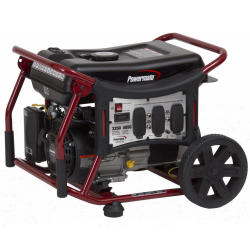 Powermate 4,050W Portable Gas Generator