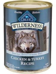 BLUE Wilderness Dog Food Cans & Pouches