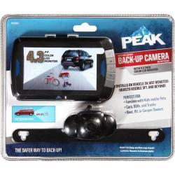 "Peak PKC0BU4 4.3"" Wireless Backup Camera System"