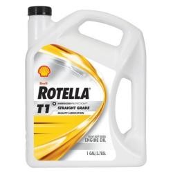 Rotella 10W30 1-Gal. Semi-Synthetic Diesel Oil