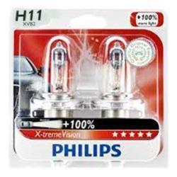 Philips X-Treme Vision Headlight Bulbs 2-Pk.