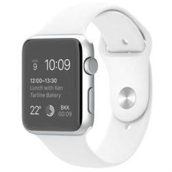 Apple Watch 42mm Aluminum Sport Smartwatch in Space Gray + $50 in Super Points