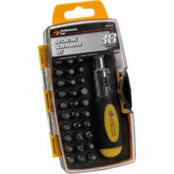 Performance Tool 38-Pc. Screwdriver Set