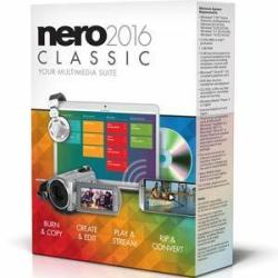 Nero 2016 Classic Software