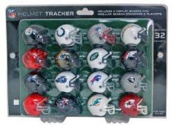 NFL 32-Pc. Mini Helmet Set