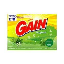 Gain Powder Laundry Detergent 45-Oz.